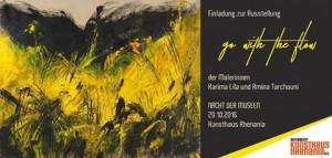 Zur Eröffnung der Ausstellung @ Kunsthaus Rhenania - Raum 2.21 | Köln | Nordrhein-Westfalen | Deutschland